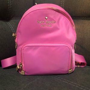 Kate Spade Pink Backpack